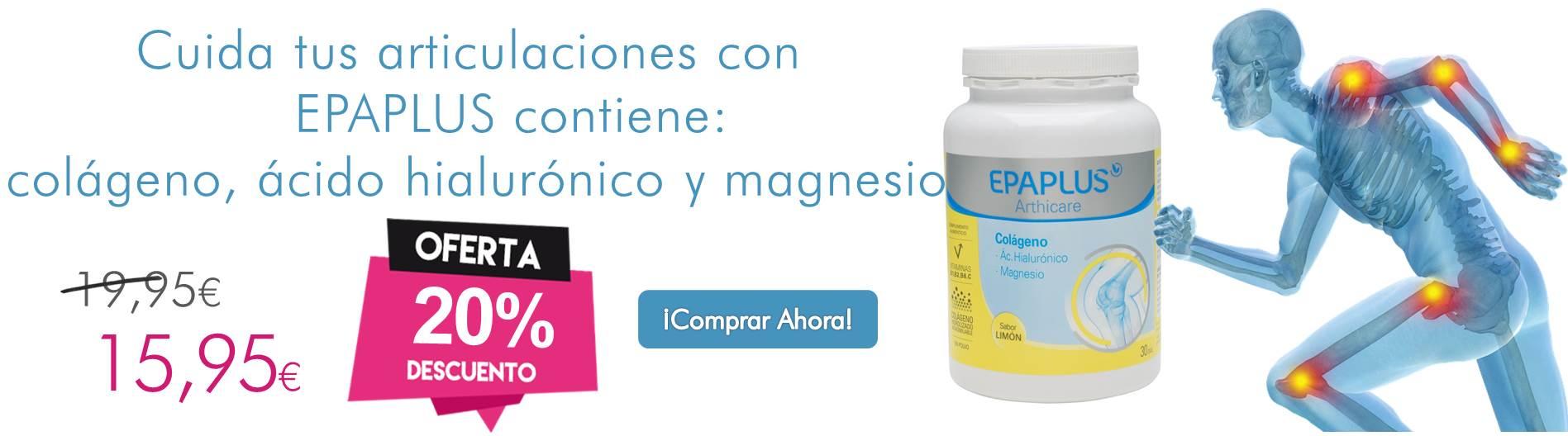 Epaplus colágeno ácido hialurónico magnesio