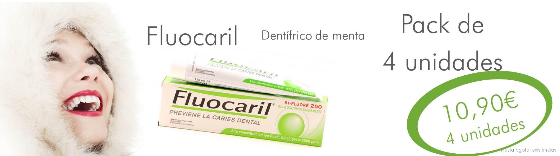 Fluocaril dentrífico