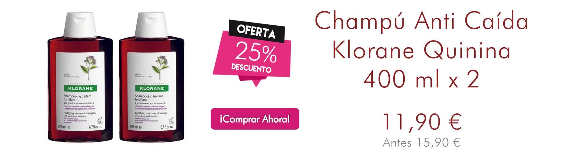 Klorane Quinine400x2