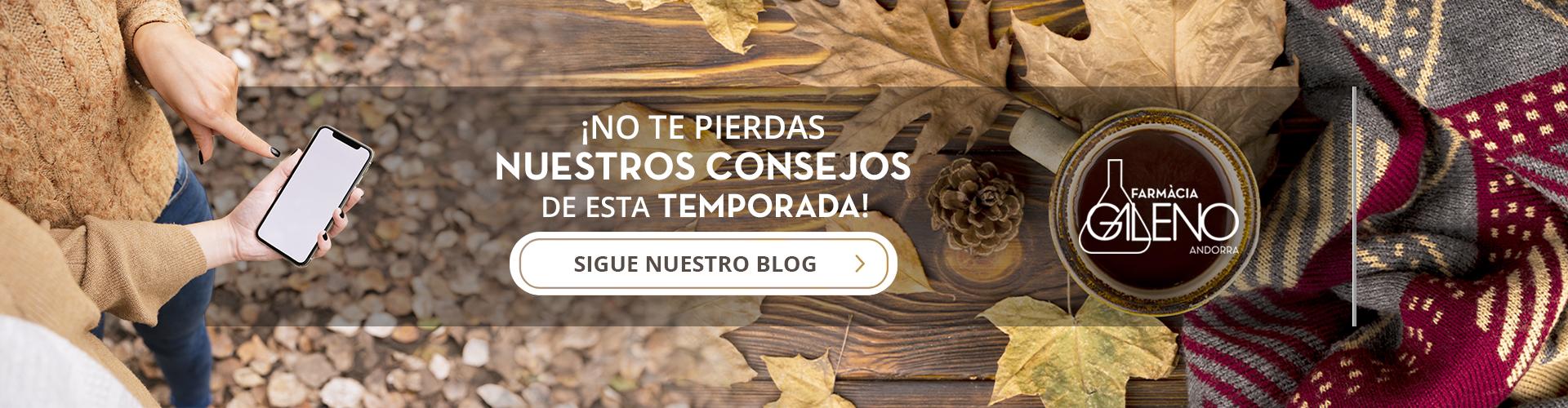¡Los consejos de otoño en nuestro blog!
