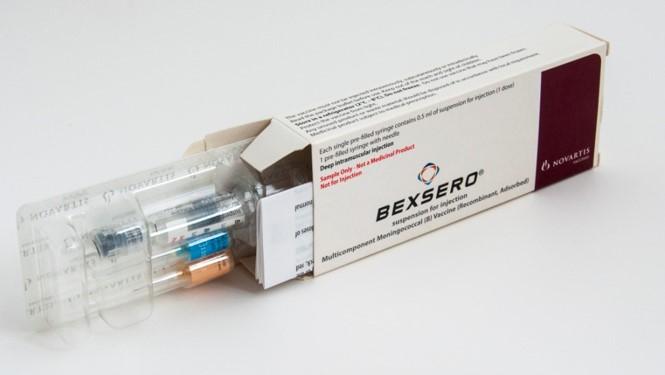 bexsero vacuna meningococo b