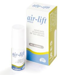 AIR LIFT SPRAY BUCAL BUEN ALIENTO 6 25 ML