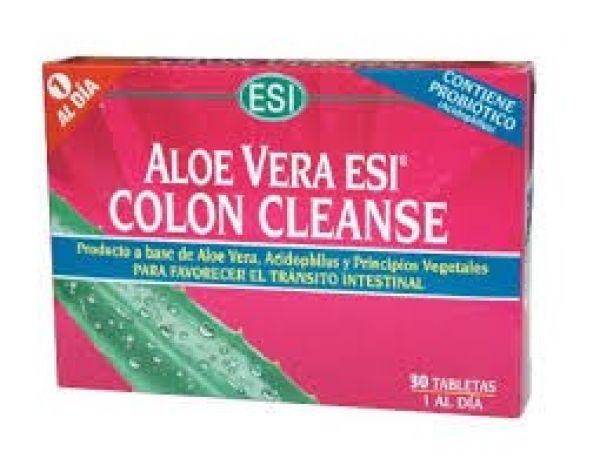 ALOE VERA ESI COLON CLEANSE 30 COMPRIMIDOS