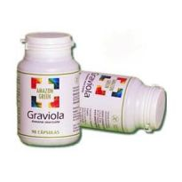 AMAZON GREEN GRAVIOLA 90 CAPSULAS