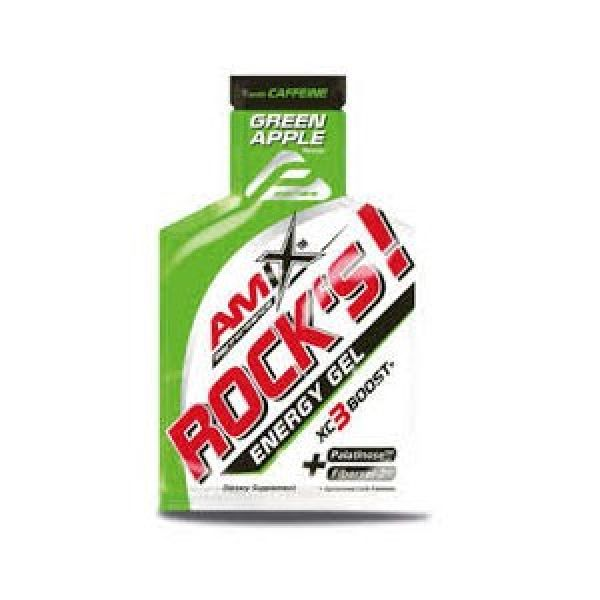 AMIX ROCKS ENERGY GEL SIN CAFEINA LIMA-LIMON 32G