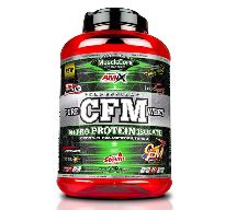 AMIX MUSCLECORE DW DFM NITRO WHEY WITH ACTINOS CHOCOLATE 2KG
