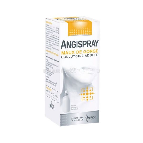 ANGISPRAY COLUTORIO 40ML