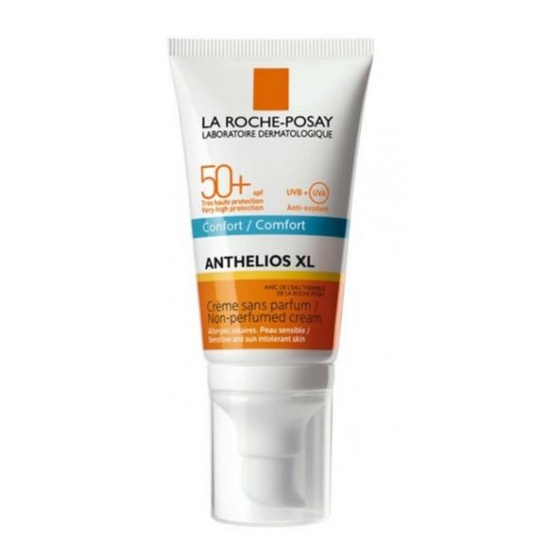 ANTHELIOS XL IP50 CREME CONFORT S PARFUM 50ML