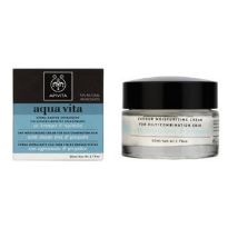 APIVITA AQUA VITA CREMA PIEL NORMAL-SECA 50ML