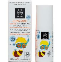 APIVITA SUNCARE PEDIATRIC SPF30 ECO BIO LECHE 100ML
