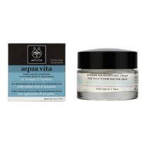 Apivita Aqua crema gel piel grasa mixta 50ml