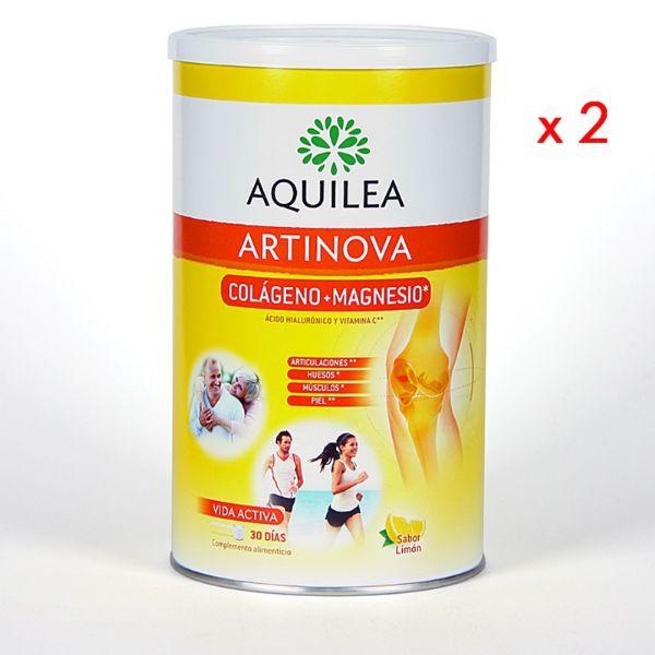 AQUILEA ARTINOVA COLAGENO+MAGNESIO 375GX2