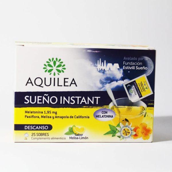 AQUILEA SUENO INSTANT 25 SOBRES