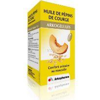 ARKOPHARMA ACEITE DE SEMILLAS DE CALABAZA 180 CAPSULAS