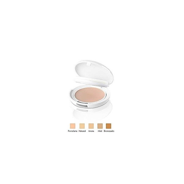AVENE COUVRANCE COMPACT OIL FREE MAT N1 PORCELAINE 10GR