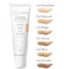 AVENE COUVRANCE FLUIDO N2 NATURAL 30ML