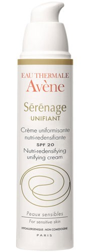 AVENE SERENAGE UNIFIANT SPF20 40ML