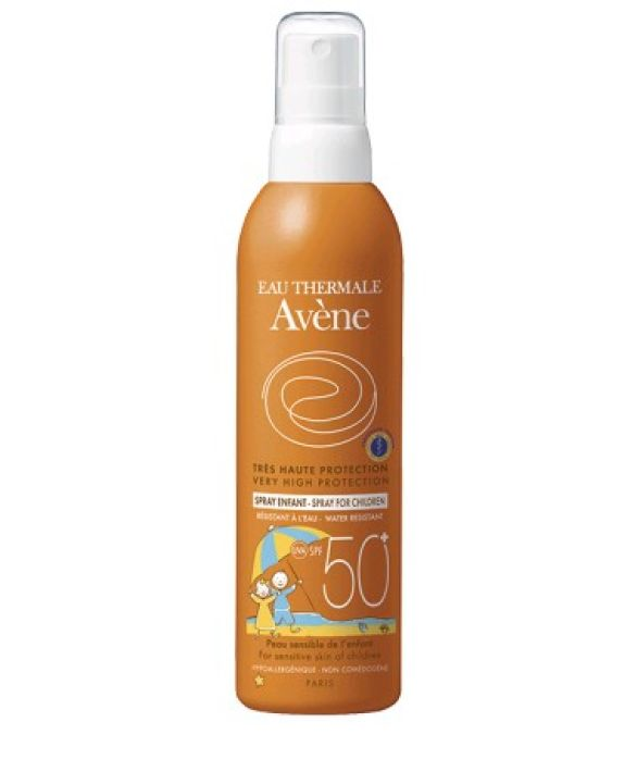 AVENE SOLAR ENFANT SPF50 SPRAY 200ML
