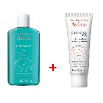 AVENE CLEANANCE MAT EMULSION 40ML Y GEL NETT 300ML
