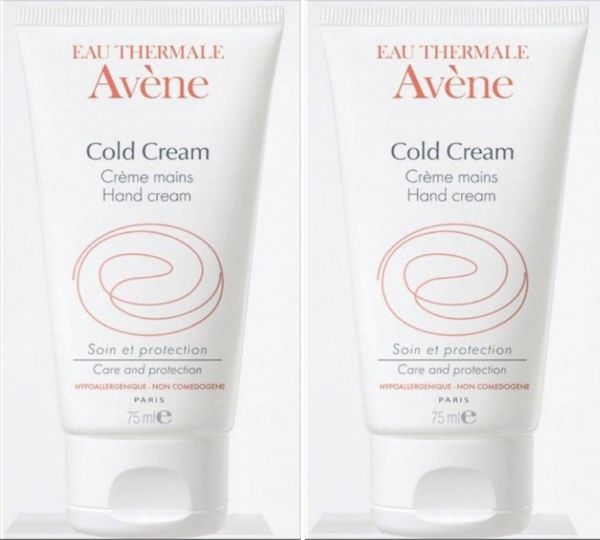 Avene Cold Cream crema manos 50ml duplo
