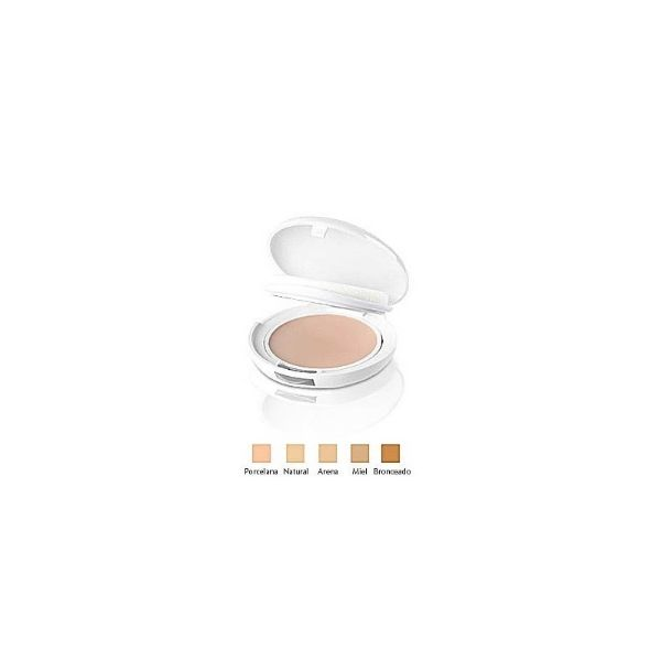 AVENE COUVRANCE COMPACT CREME CONFORT N3 SABLE 10GR