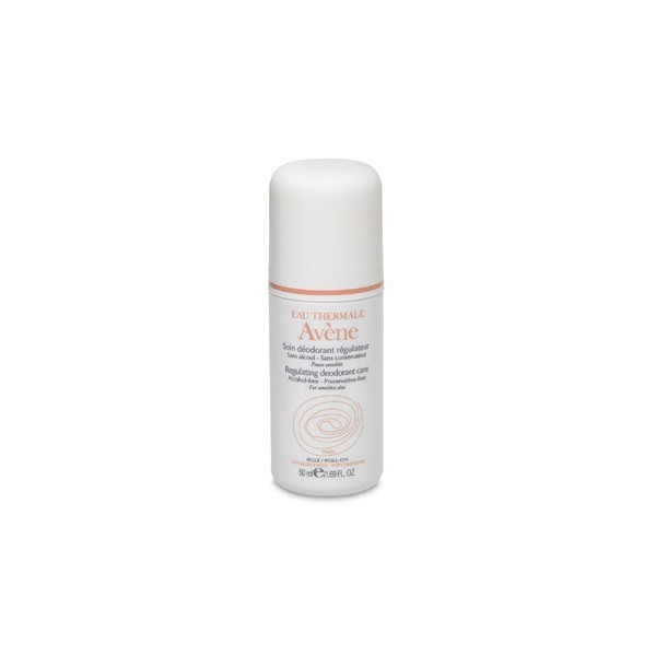 AVENE DESODORANTE REGULADOR PIEL SECA 50ML