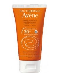 AVENE SOLAR SPF30 CREMA CON COLOR 50ML