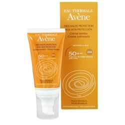 AVENE SOLAR SPF50 CREMA CON COLOR 50ML