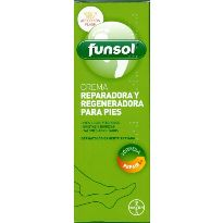 BAYER FUNSOL CREMA PIES 100ML