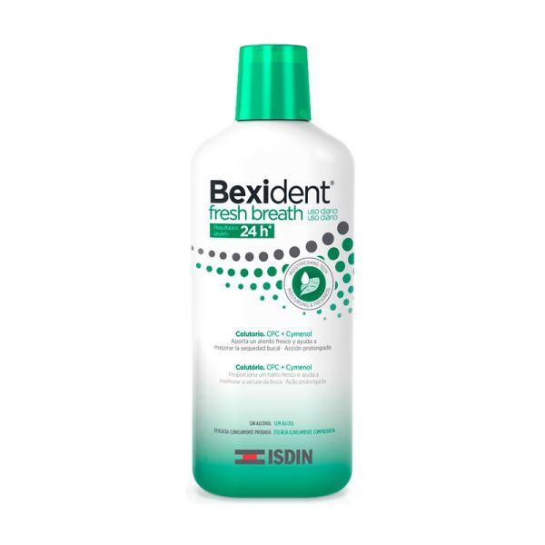BEXIDENT FRESH BREATH COLUTORIO 500ML