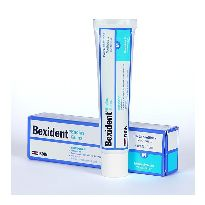 BEXIDENT TRICLOSAN PASTA DENTAL 125ML