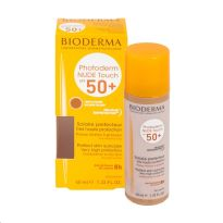 BIODERMA PHOTODERM NUDE TOUCH SPF50+ TONO DORADO 40ML