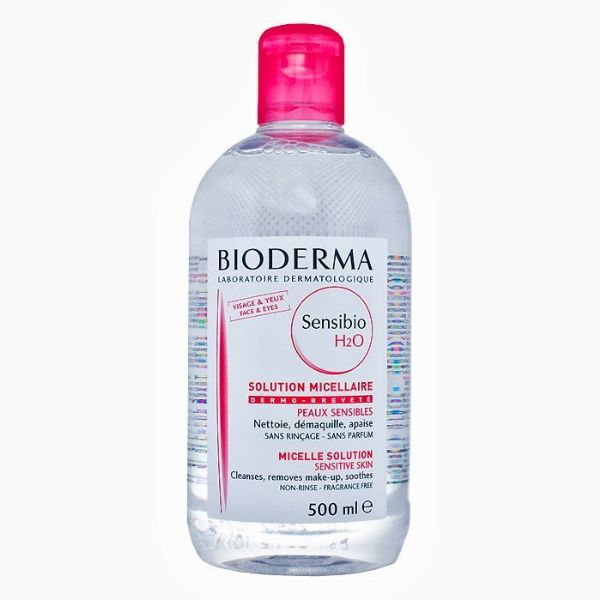 BIODERMA SENSIBIO H2O SOLUCION MICELAR 500ML