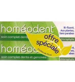 BOIRON HOMEODENT 2 DENTIFRICO CLOROFILA 75MLX2