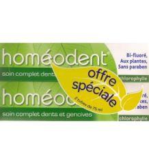 BOIRON HOMEODENT DENTIFRICO CLOROFILA 75MLX2