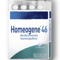 BOIRON HOMEOGENE N46 60 COMPRIMIDOS
