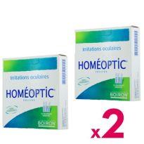 BOIRON HOMEOPTIC COLIRIO 0.4ML 10 UNIDOSIS x2 UNIDADES