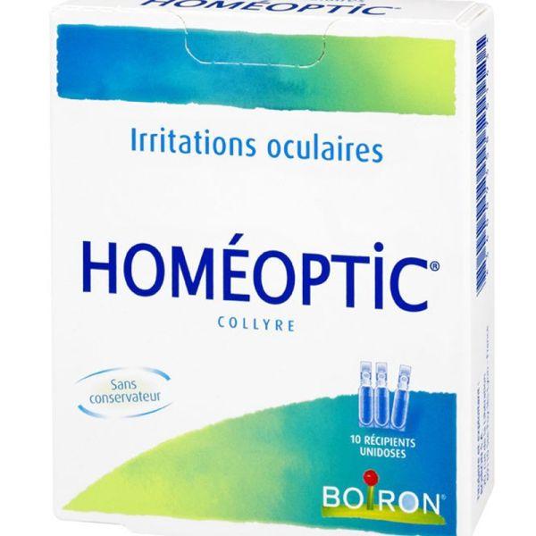 BOIRON HOMEOPTIC COLIRIO 10 UNIDOSES