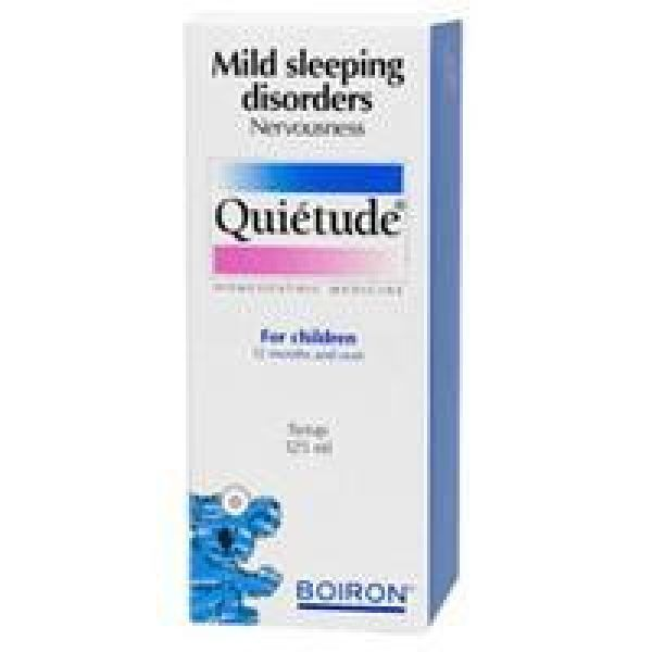 BOIRON QUIETUDE JARABE 200ML
