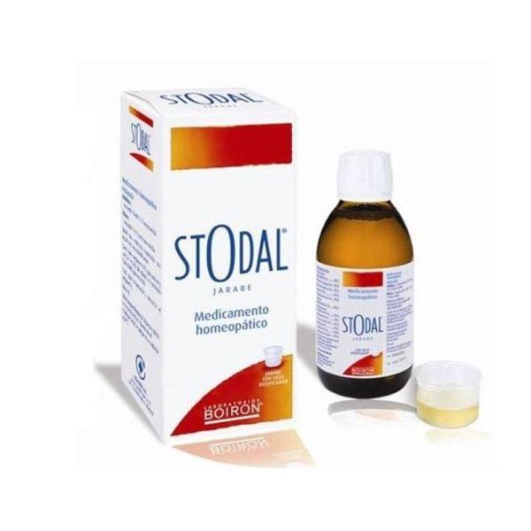 Boiron Stodal jarabe homeopático para la tos 200ml