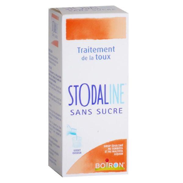 Boiron Stodaline jarabe homeopatico para la tos sin azucar 200 ml