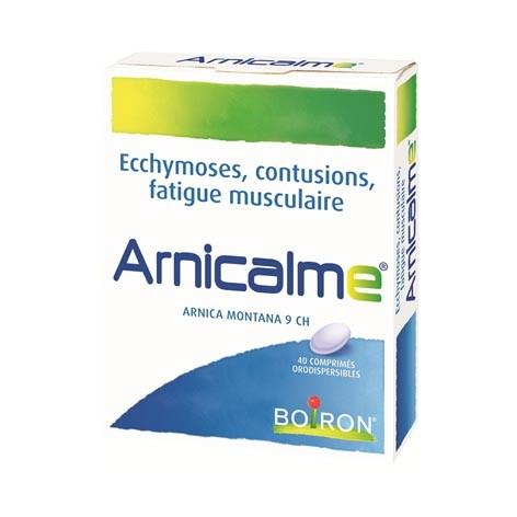 BOIRON ARNICALME 40 COMPRIMIDOS