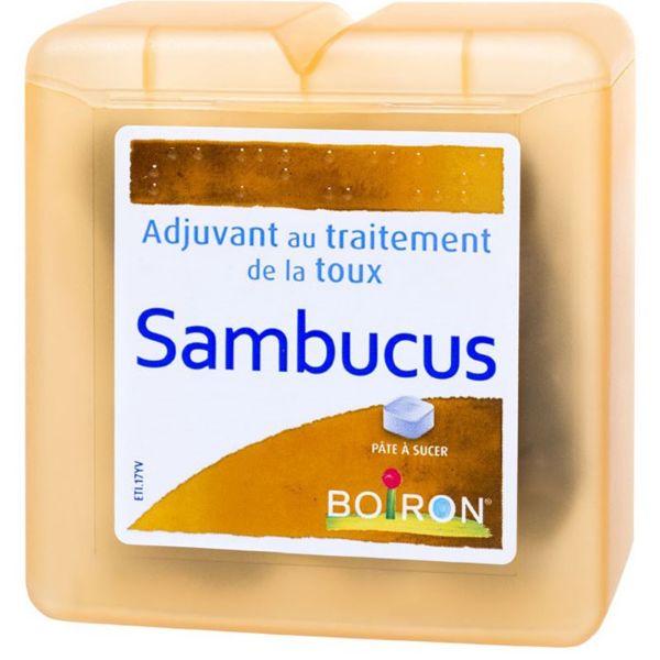 BOIRON SAMBUCUS PASTILLAS