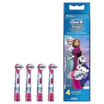 BRAUN ORAL B RECAMBIOS STAGES POWER FROZEN 4 UNIDADES