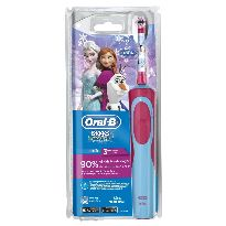 BRAUN ORAL B CEPILLO INFANTIL ELECTRICO STAGES POWER FROZEN