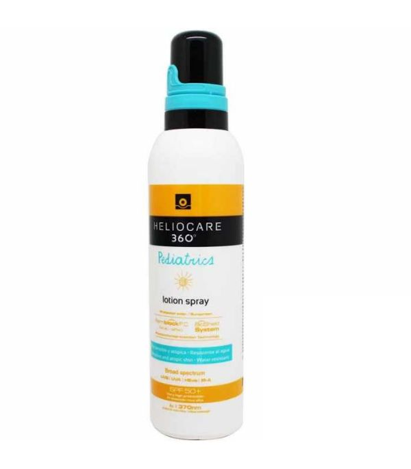 Cantabria Heliocare 360 IP50+ pediatric locion spray 200ml