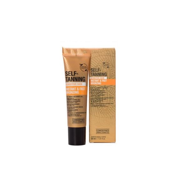 COMODYNES SELF TANNING SENSITIVE GOTAS FACIALES 30ML