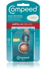 Compeed Ampollas planta del pie 5u