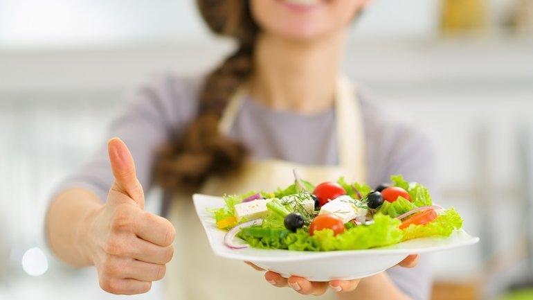 Las mejores vitaminas son las que te aporta una alimentación sana
