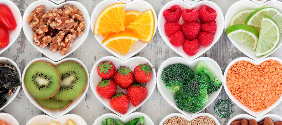 Los antioxidantes, los radicales libres y la alimentación